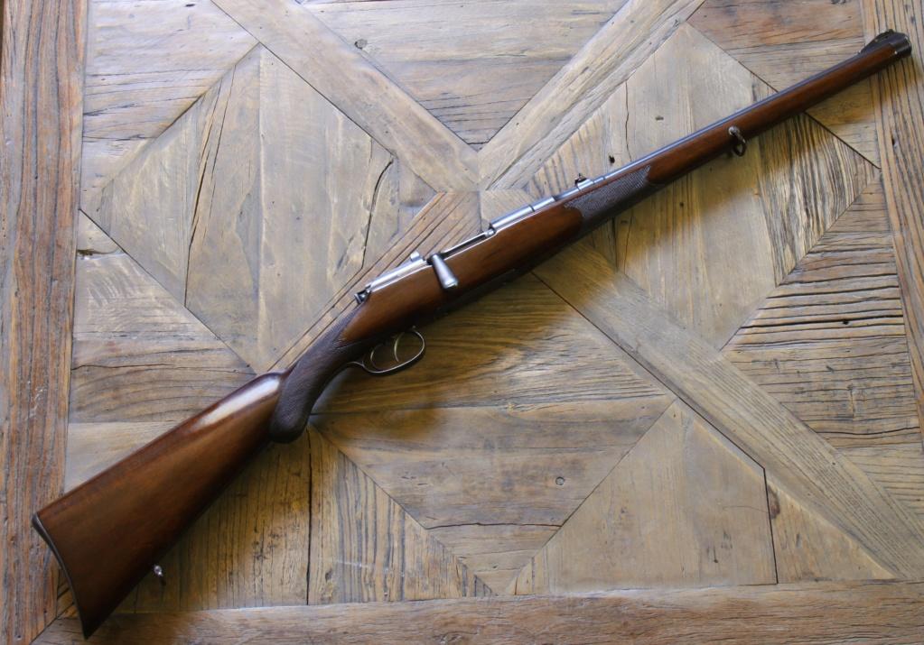 Mannlicher Schoenauer 1903 stutzen Img_7033