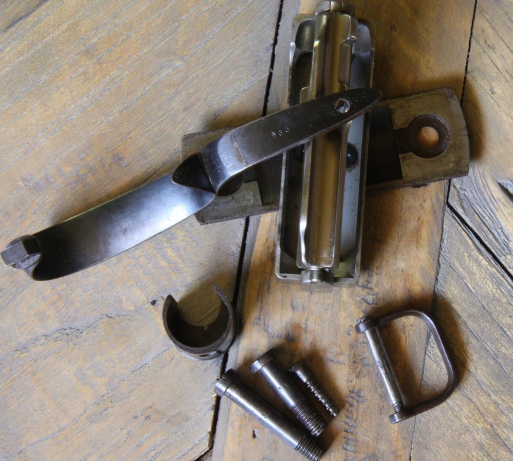 Mannlicher Schoenauer 1903 stutzen Img_7043