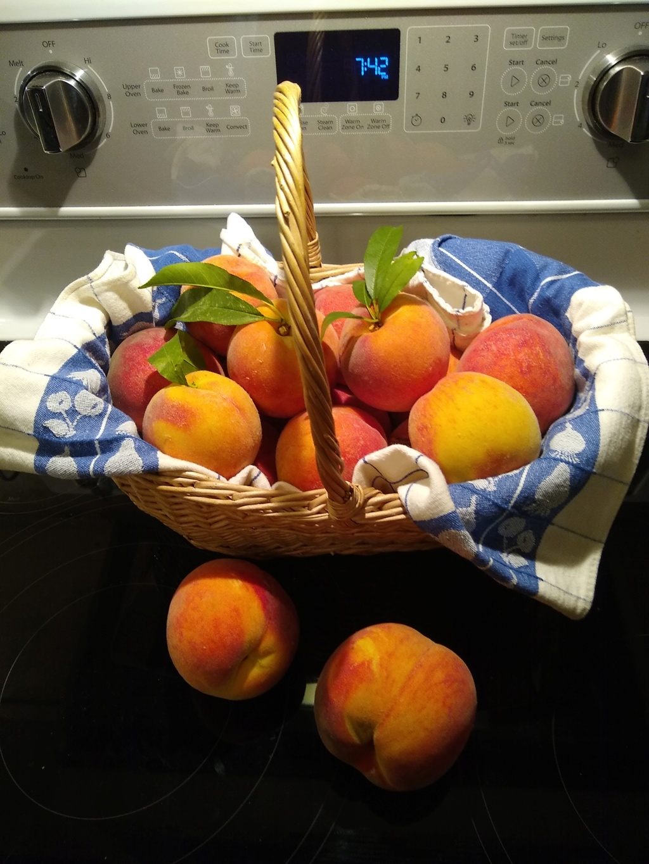 How do you ripen peaches........ Img_2031