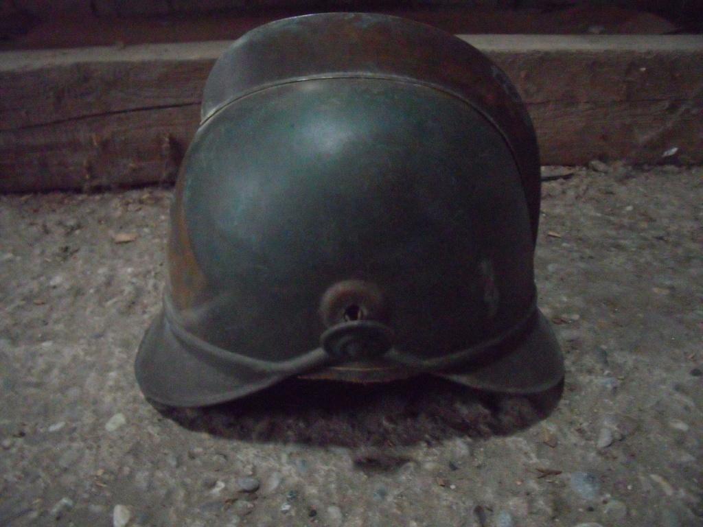 coque casque de pompiers allemand régionnal fin 19e Dscf1314