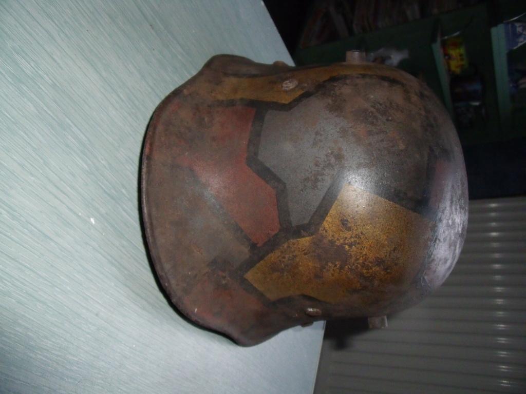Authentification et estimation casque allemand M16 2e type Dscf1429