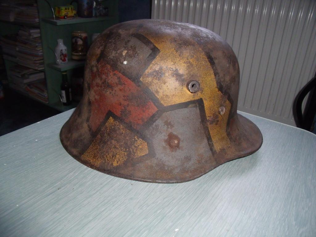 Authentification et estimation casque allemand M16 2e type Dscf1432