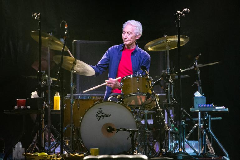 Rolling Stones : le batteur Charlie Watts est mort 14440210