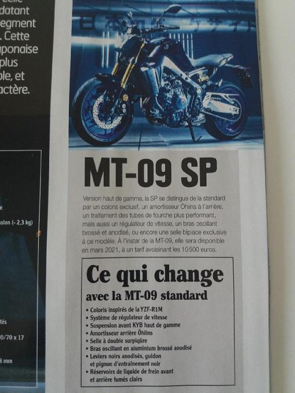Nouvelle MT09 2021 - Page 3 Thumb146