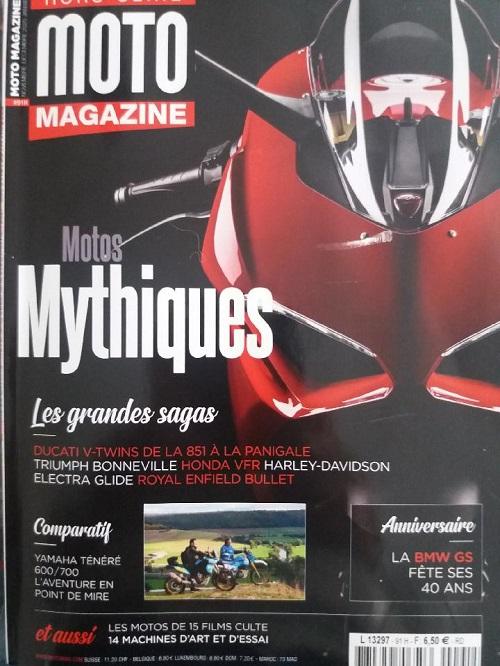 "Hors série MOTO MAGAZINE ""Les motos mythiques"" Thumb148"