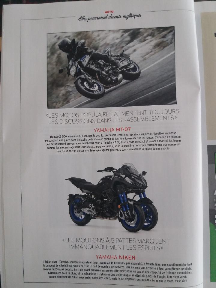 "Hors série MOTO MAGAZINE ""Les motos mythiques"" Thumb151"