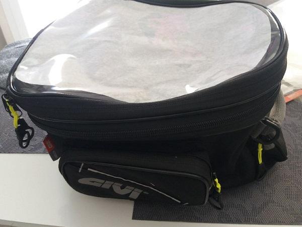 sacoche et tapis reservoir pour Tracer 900 GT Thumbn55