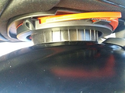 sacoche et tapis reservoir pour Tracer 900 GT Thumbn61