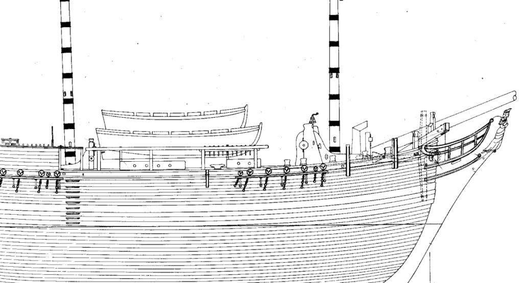 Barque Jolly Boat du Bounty (OcCre 1/24°) de frederic29 Chalou10