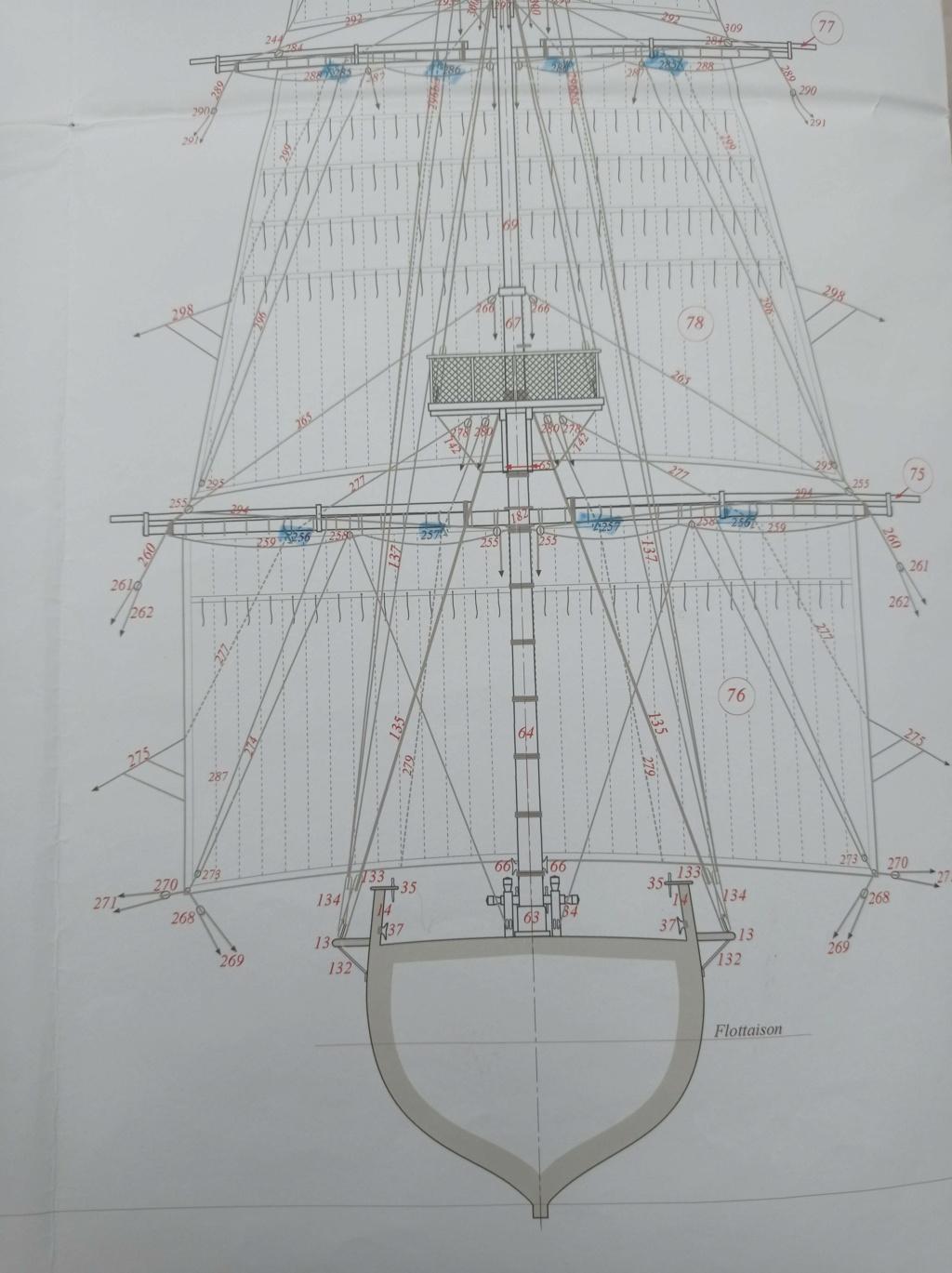 L'Astrolabe 1812 (base Mantua & plan AAMM 1/50°) par kerezou - Page 10 Img_2055