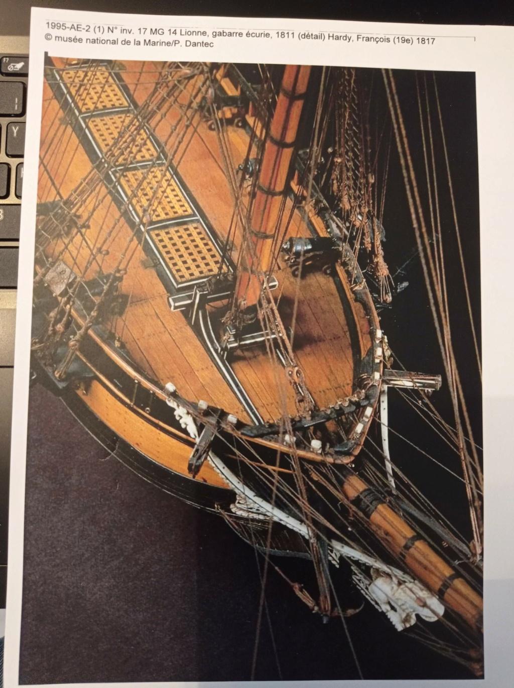 L'Astrolabe 1812 (base Mantua & plan AAMM 1/50°) par kerezou - Page 12 Img_2066