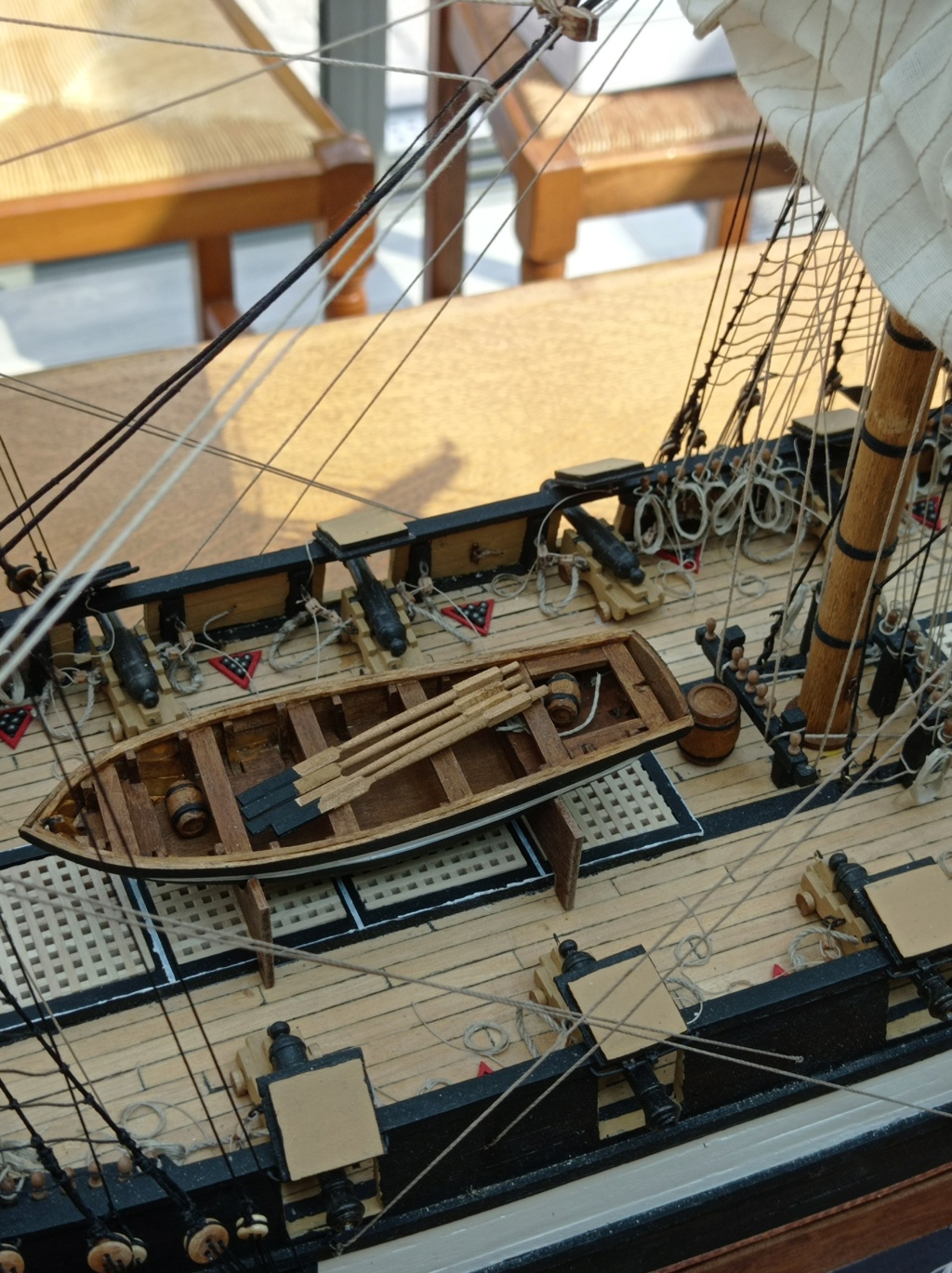 Astrolabe Kit Mantua 1/50 eme et plan AAMM Img_2098