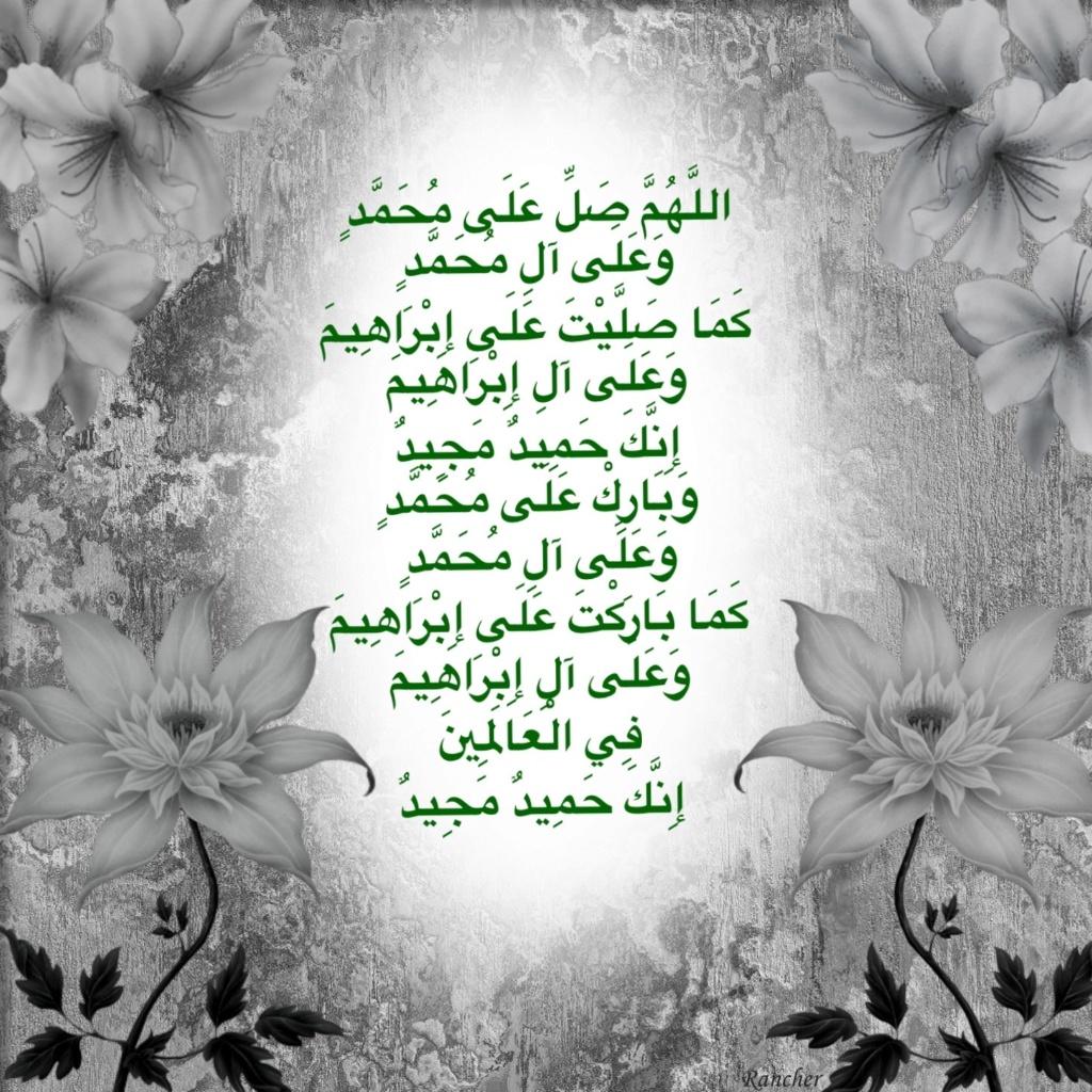 سجل حضورك اليومي بالصلاه على نبي الله  - صفحة 22 Img_0124