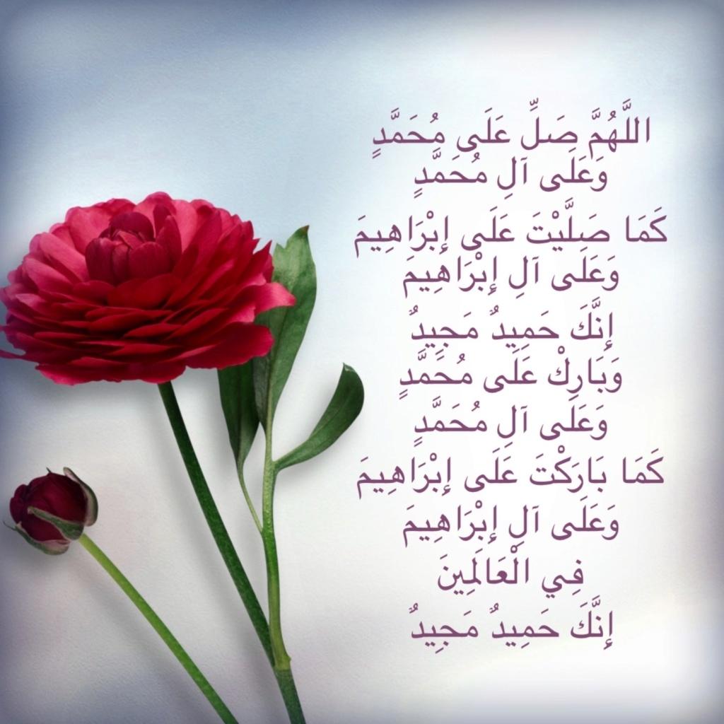 سجل حضورك اليومي بالصلاه على نبي الله  - صفحة 21 Img_9616