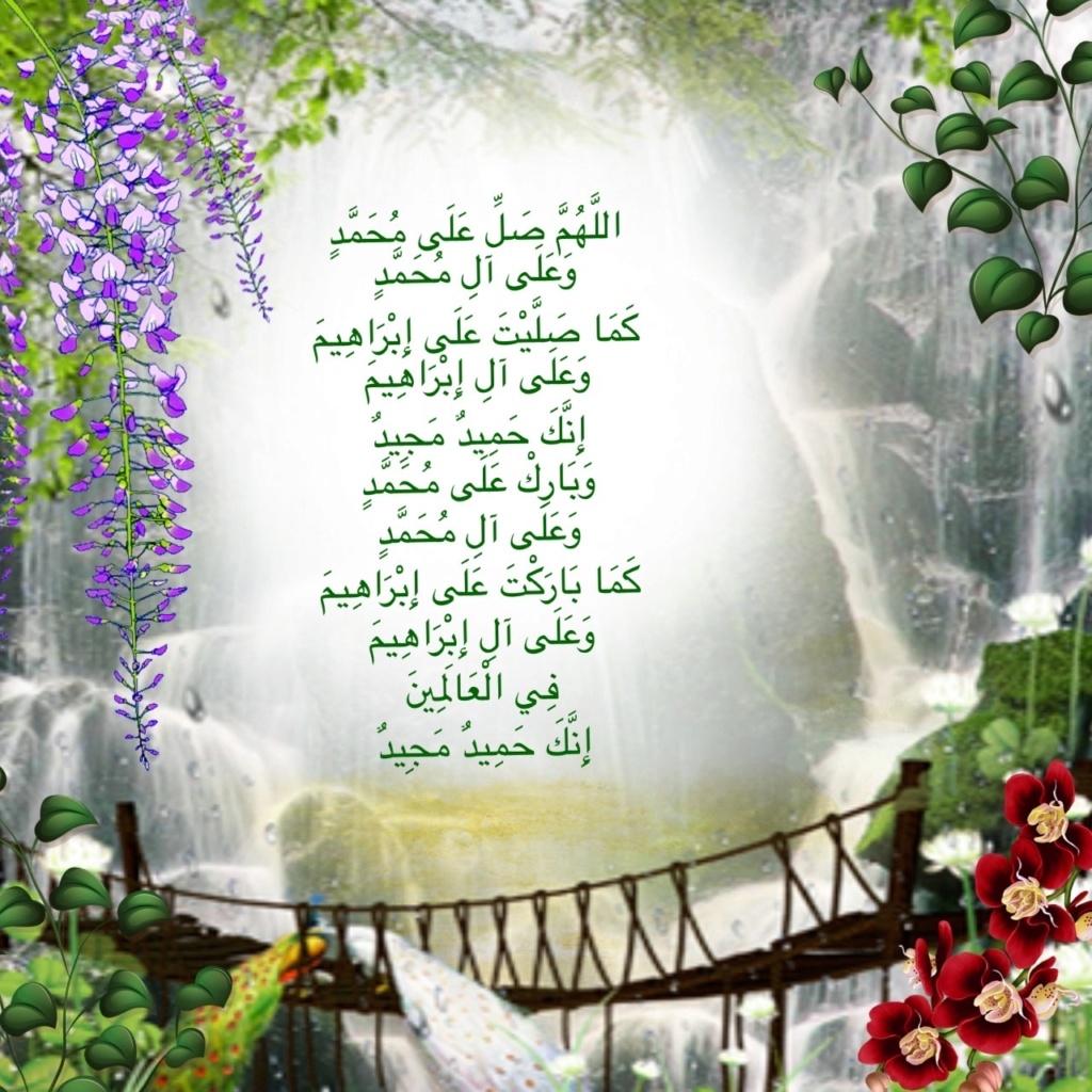 سجل حضورك اليومي بالصلاه على نبي الله  - صفحة 21 Img_9829