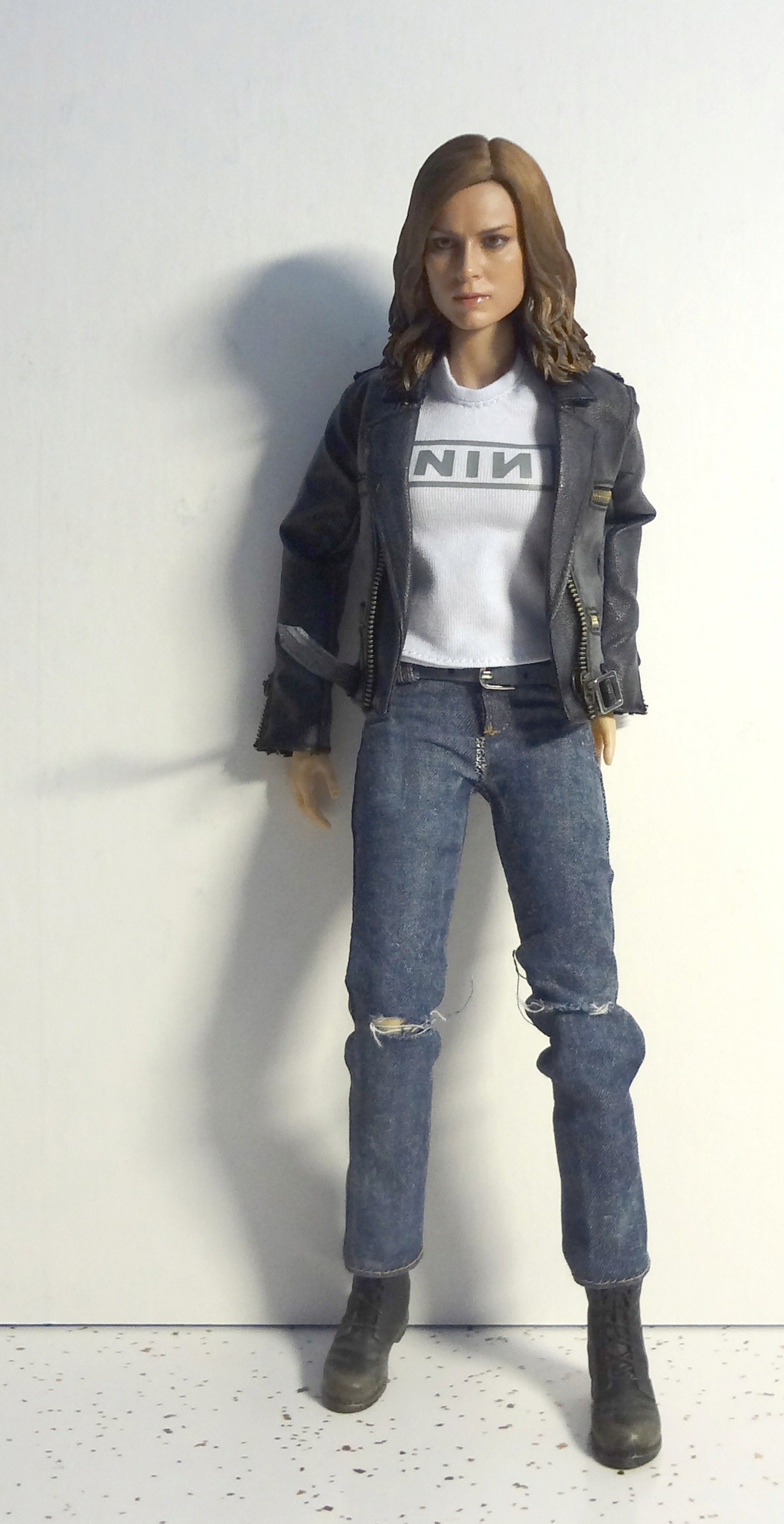 SWToys - NEW PRODUCT: Swtoys FS028 1/6 Scale Danvers figure Dsc00921