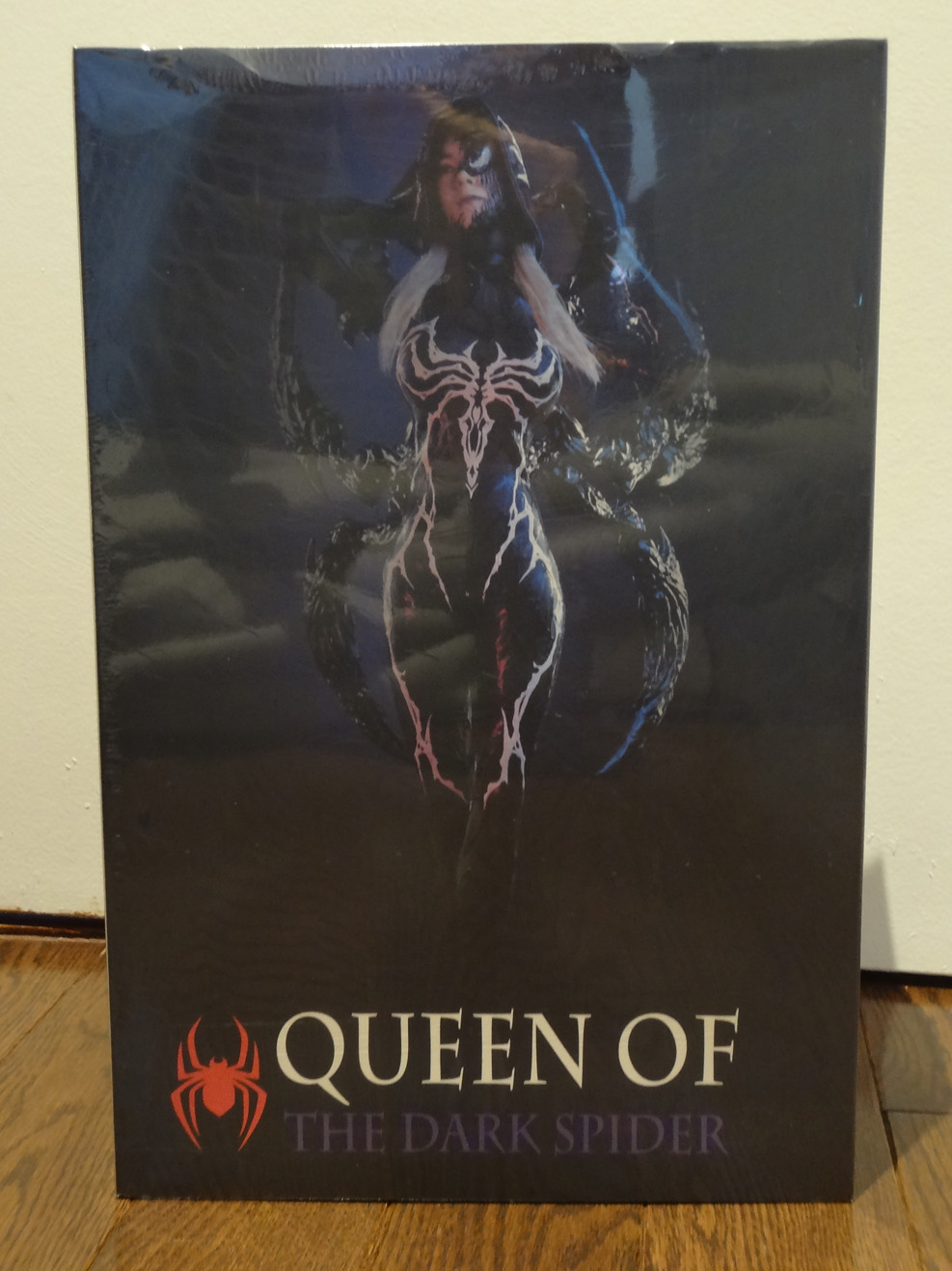comicbook-based - NEW PRODUCT: War Story: 1/6 Black Poison Queen Action Figure WS006 -A Regular Version & B Deluxe  Dsc00932