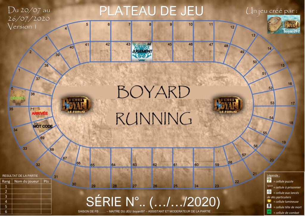 Boyard Running (1) - DU 20 AU 27 JUILLET 2020 [FINIT] 0001110