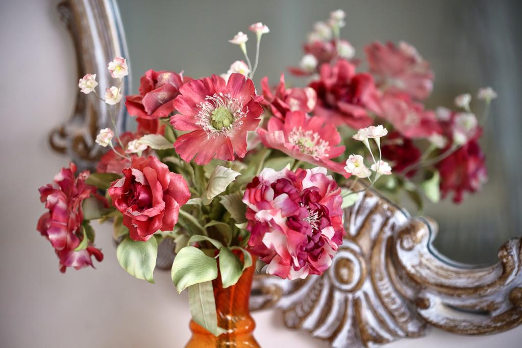 Интерьерные цветы от SilkParadise Sp_4310