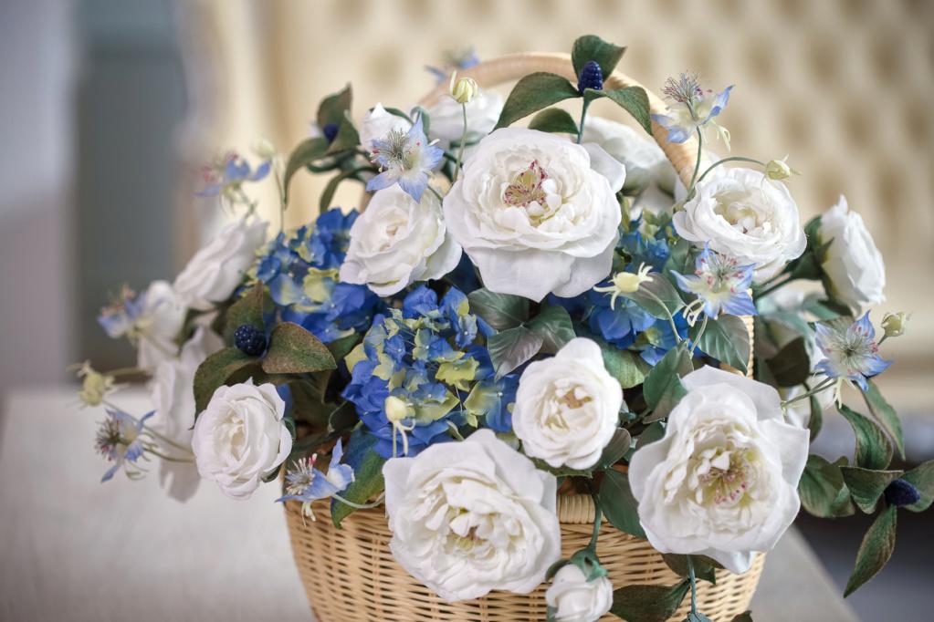 Интерьерные цветы от SilkParadise Sp_5910