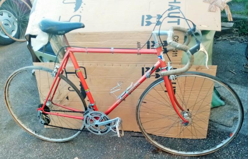 Vélo course de la marque RIVIERA 00229