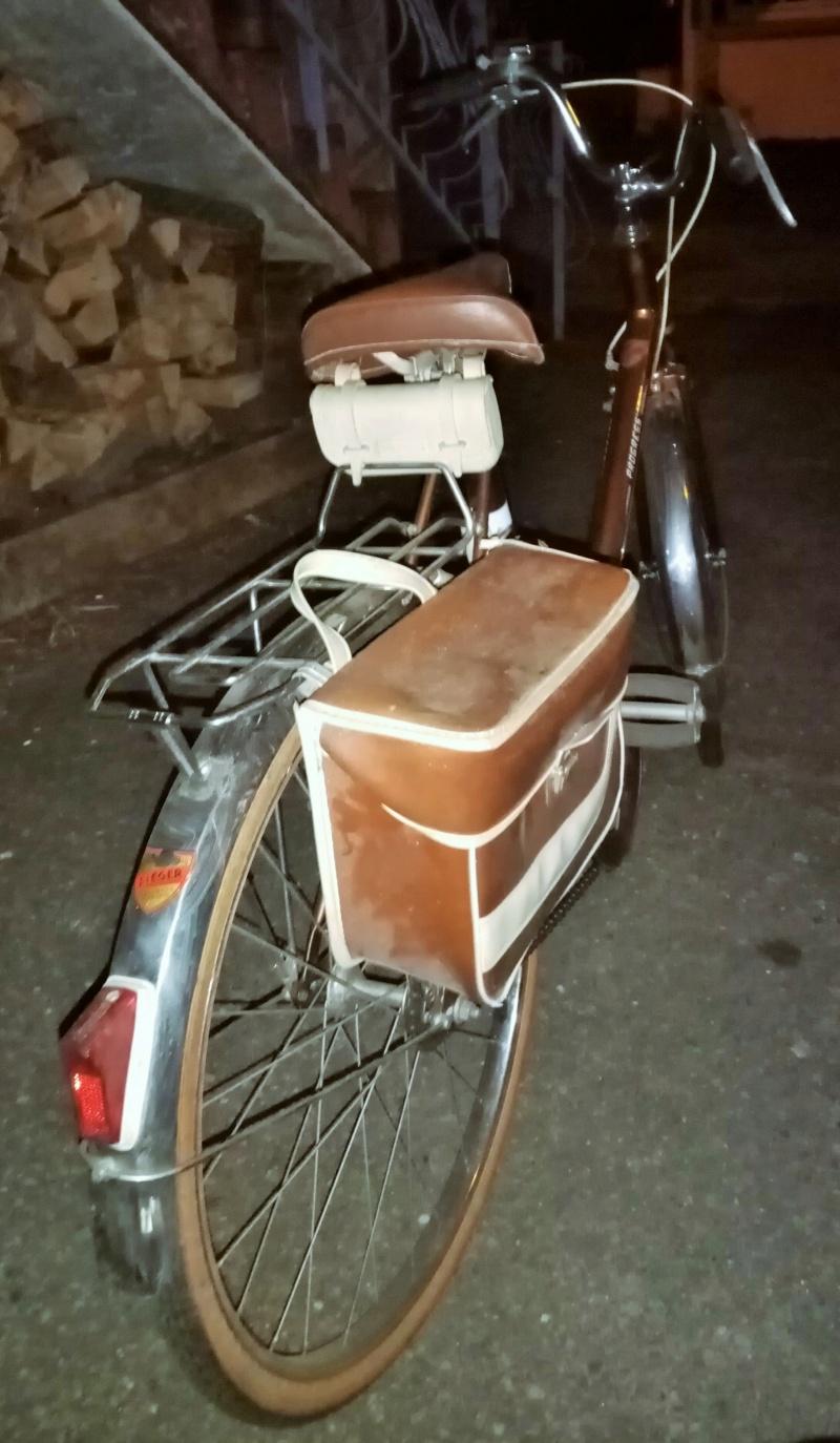 mini-vélo MOTOBECANE PROGRESS marron 1974  00422