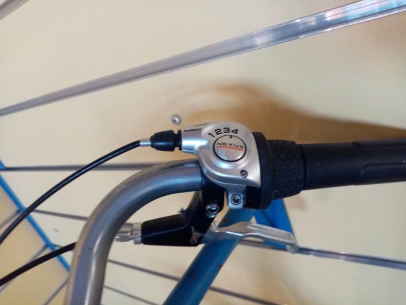 """vélo de ville PEUGEOT 1999""""outdoor"""" en SHIMANO nexus 4  00512"""