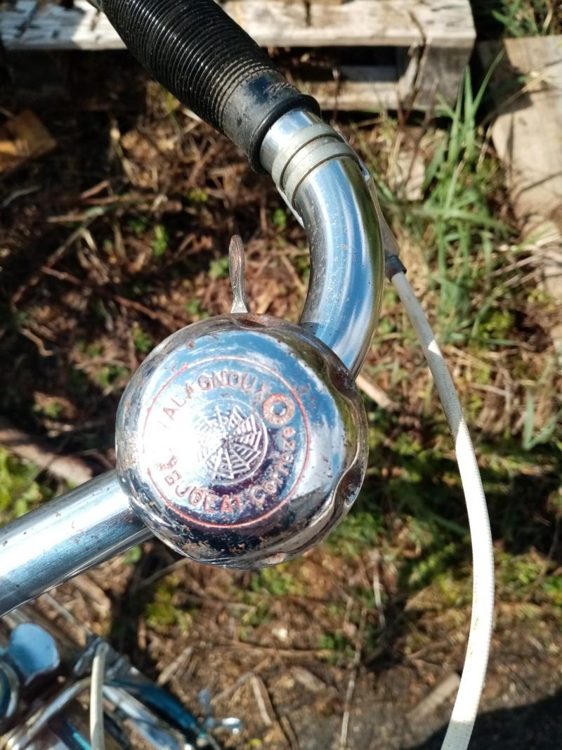 motobécane SD  1973 mono passé en triple vitesses 00939