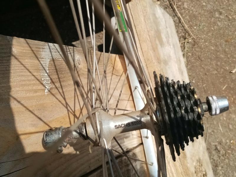 vélo de course GOUSSARD - Limoges  1990 05011
