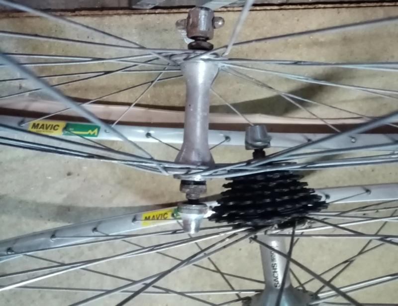 vélo de course GOUSSARD - Limoges  1990 05412