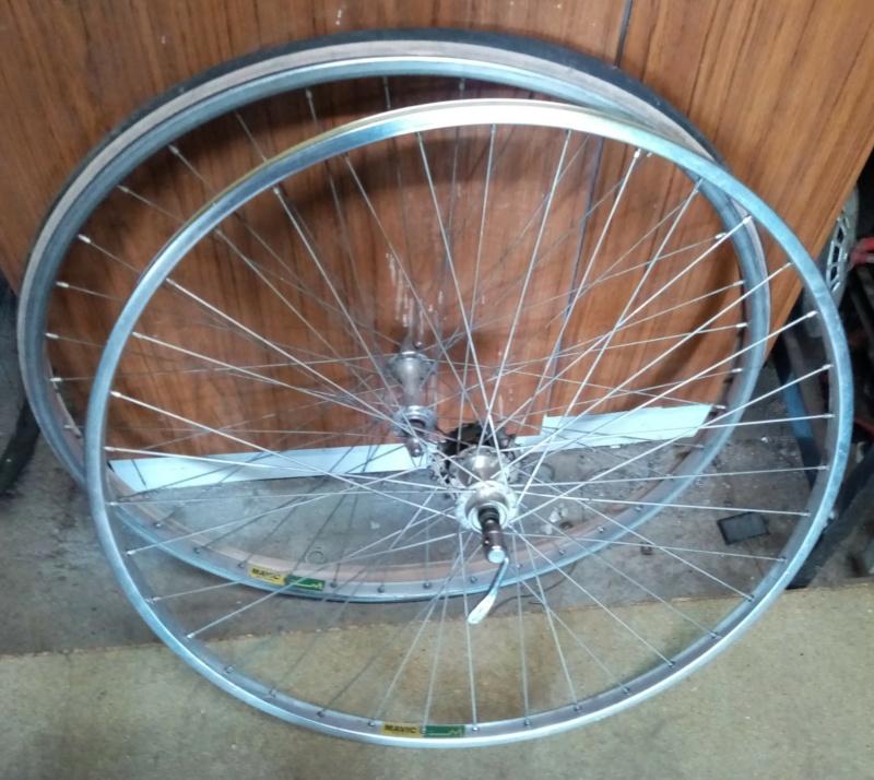vélo de course GOUSSARD - Limoges  1990 05512