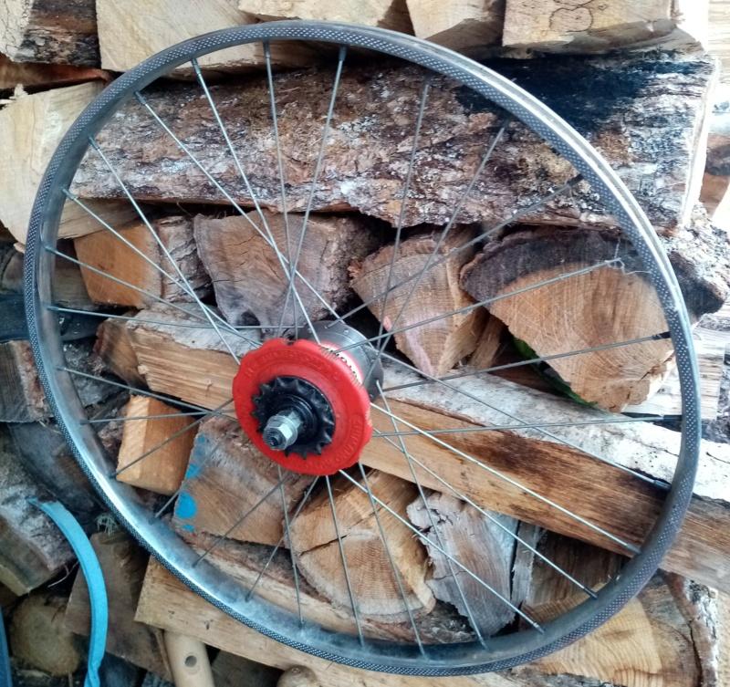 mini-vélo MOTOBECANE PROGRESS marron 1974  11712