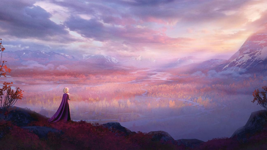 La Reine des Neiges II [Walt Disney - 2019] - Page 29 7dec7110