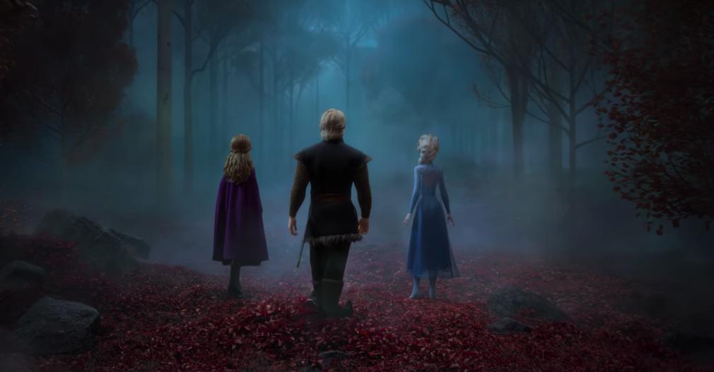 La Reine des Neiges II [Walt Disney - 2019] - Page 29 E0e7b410
