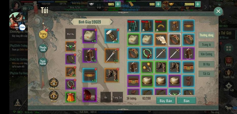 Hack Võ Lâm Truyền Kỳ 1 Mobile miễn phí 16912110