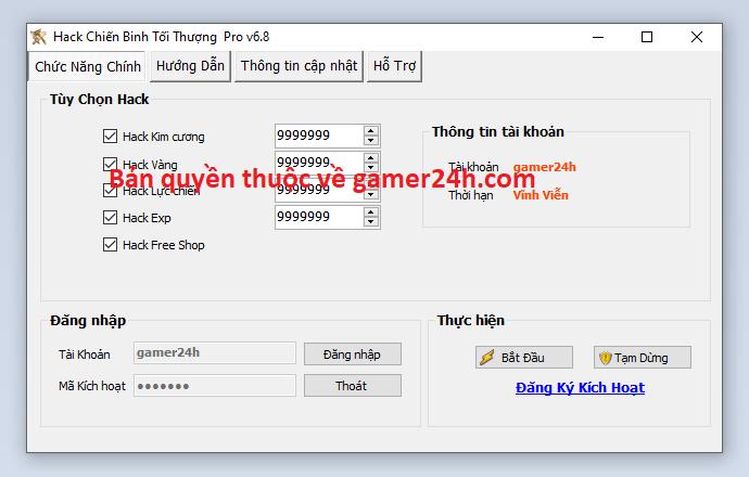 Hack Chiến Binh Tối Thượng miễn phí - Page 4 Chienb10