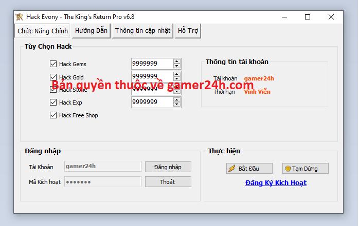 Hack Evony - The King's Return miễn phí Evonyt10