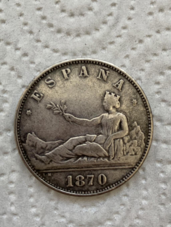 5 pesetas de 1870 FALSA 1d0dbc10