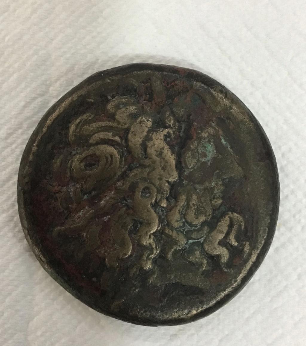 AE40 de Ptolomeo IV. Águila a dcha. Alexandría 6eafb010