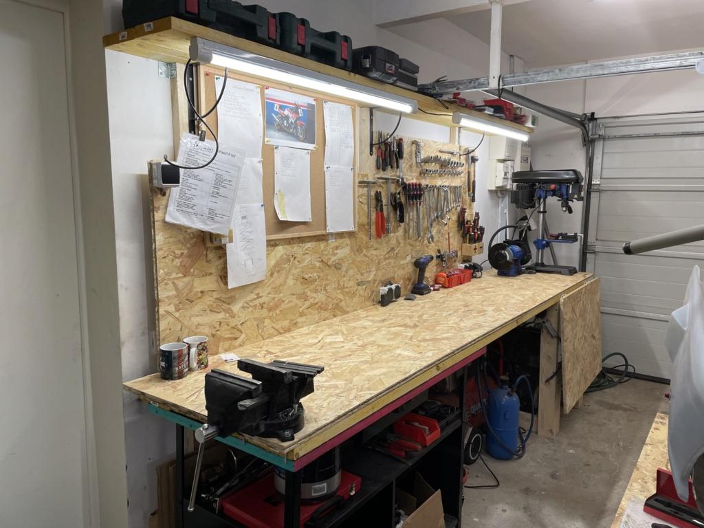 Photos de nos garages/ateliers - Page 27 96bdef10