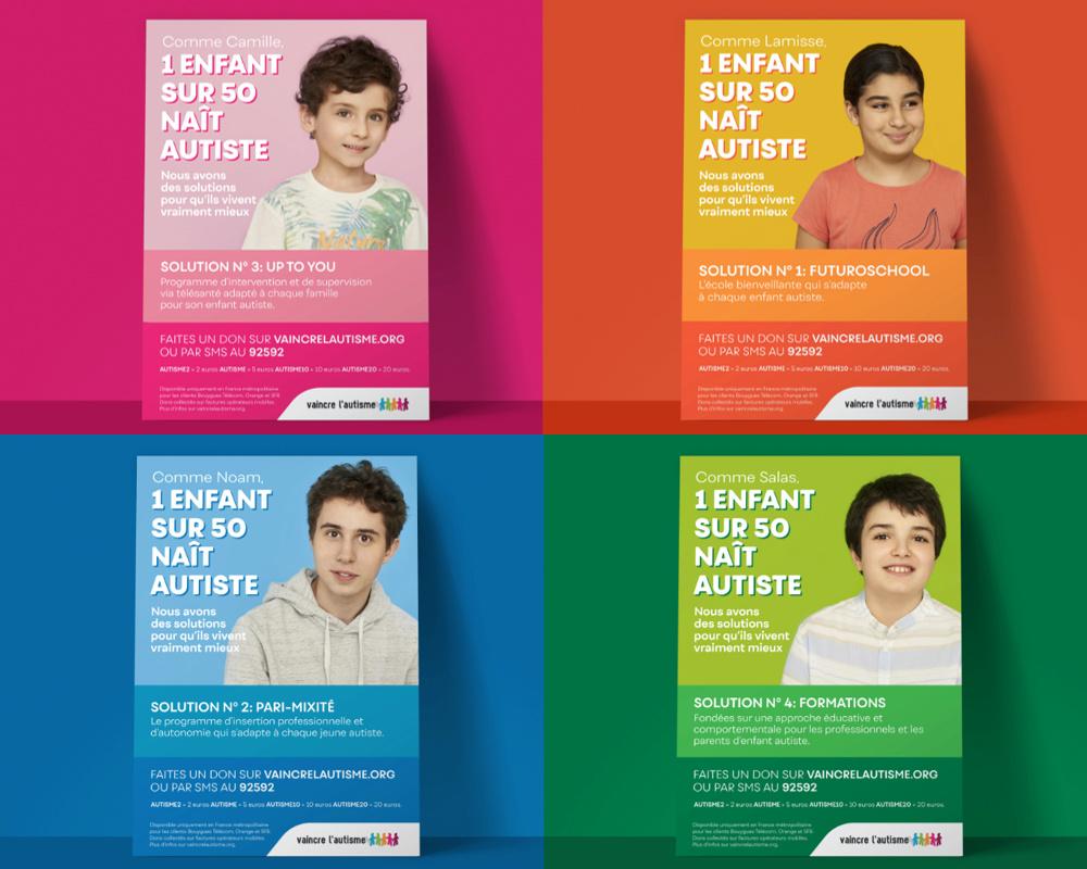 Vaincre l'autisme : nouvelles prévalences et solutions - campagne 2020 Image112
