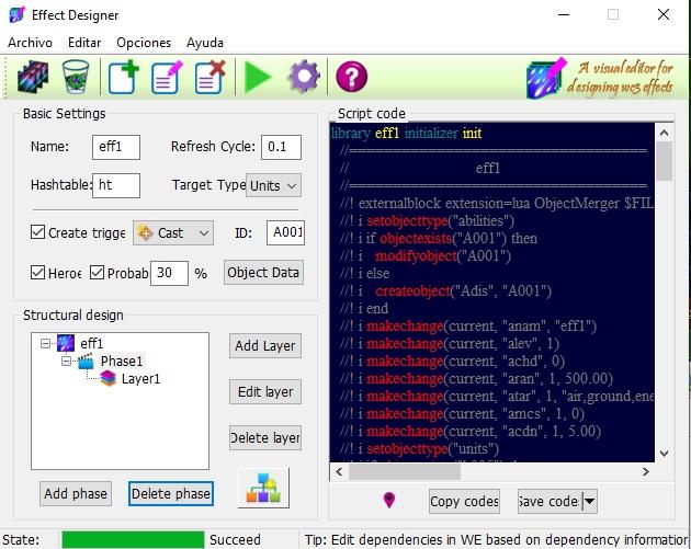 Generador de habilidades para Warcraft reforged Sxulo11
