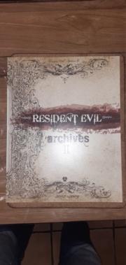 [Vend] Résident Evil Archives 2 et Guide Stratégique Soulcalibur 1 dreamcast  20201220