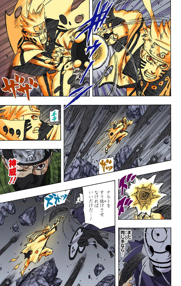 Kakashi vs Tsunade - Página 5 01610