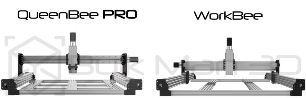 Projet de construction CNC verticale Qb-wb-11