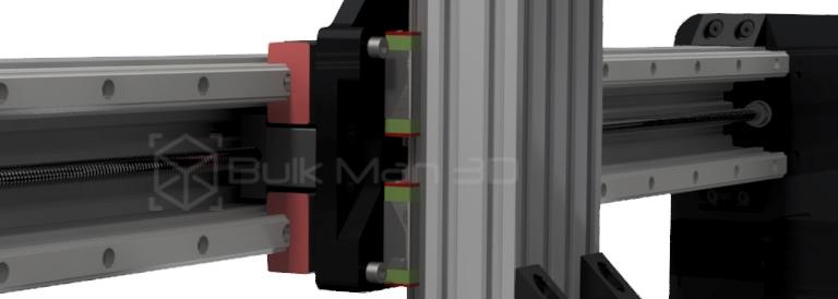 Projet de construction CNC verticale X-line11