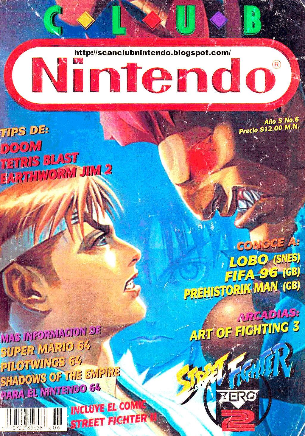 Revista Club Nintendo coleccion completa en formato PDF!  Page_110