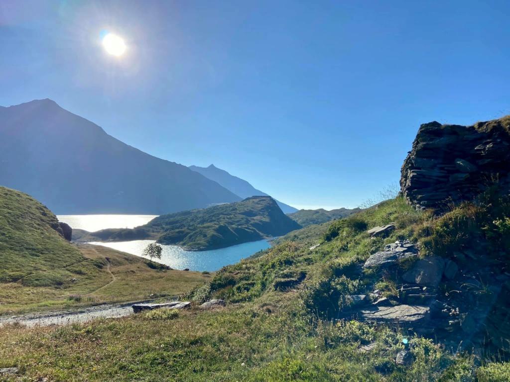 Un posto che adoro: il Lago del Moncenisio 11729410