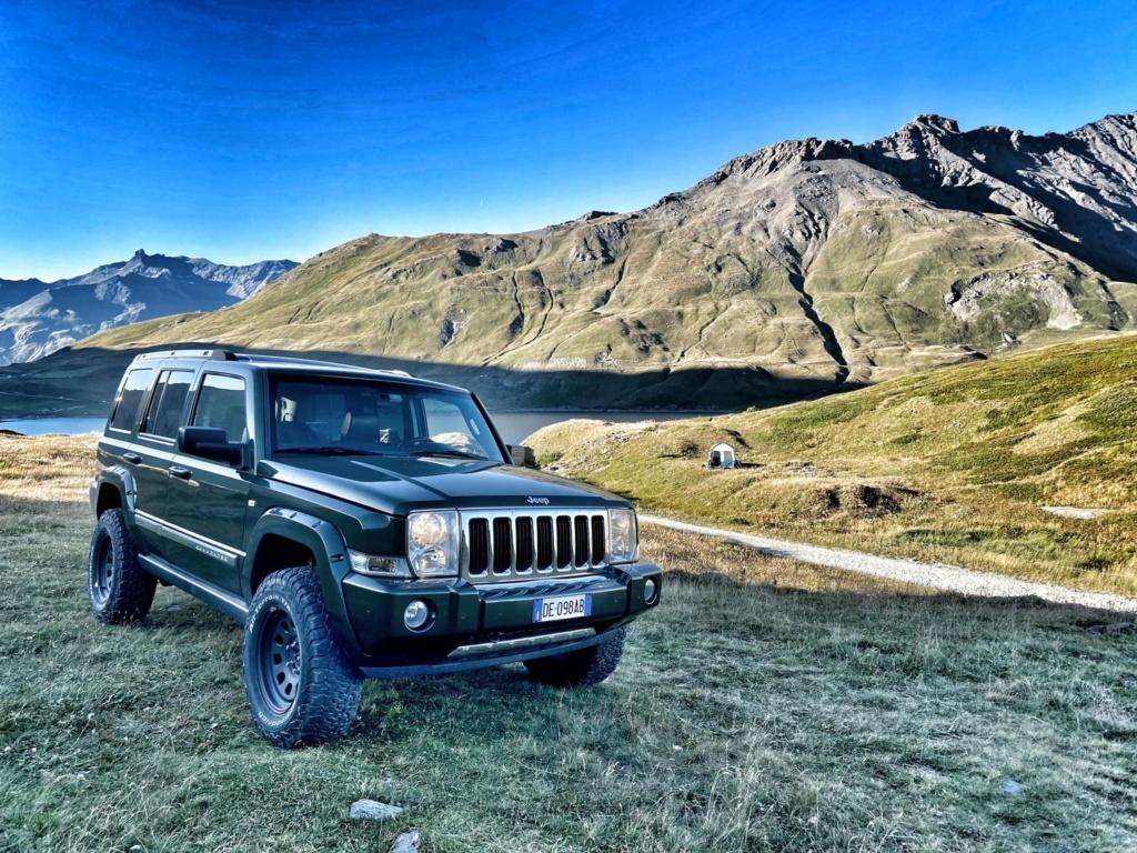 Vi presento la mia Jeep Commander 11829712