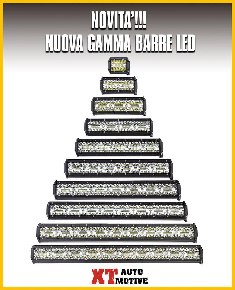 Nuova gamma di BARRE LED XT AUTOMOTIVE ad altissima potenza by TRACTION4x4 17349710